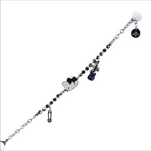 swarovski hello kitty bracelet !! NWOT